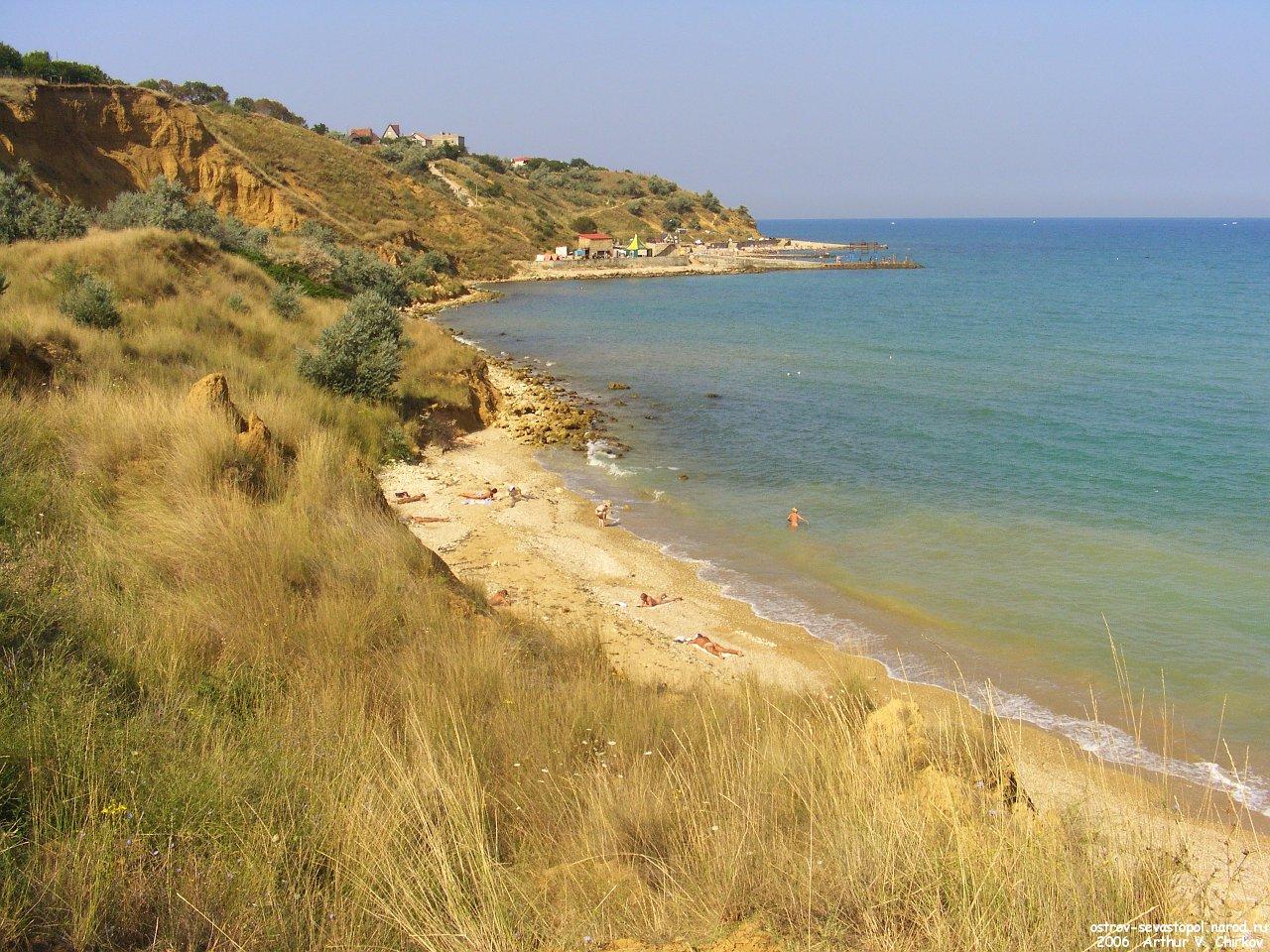 Фото дикий пляж 1 фотография